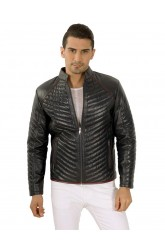 MEIN MEN LEATHER JACKET