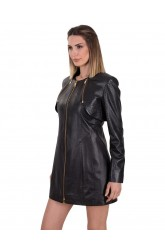 SOUL WOMEN LEATHER DRESS
