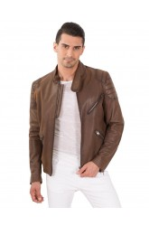 CHESTER MEN LEATHER JACKET