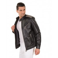 LIMITED EDITION MEN LEATHER JACKET