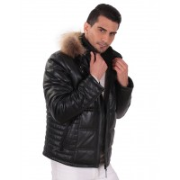 RICHY LEATHER JACKET