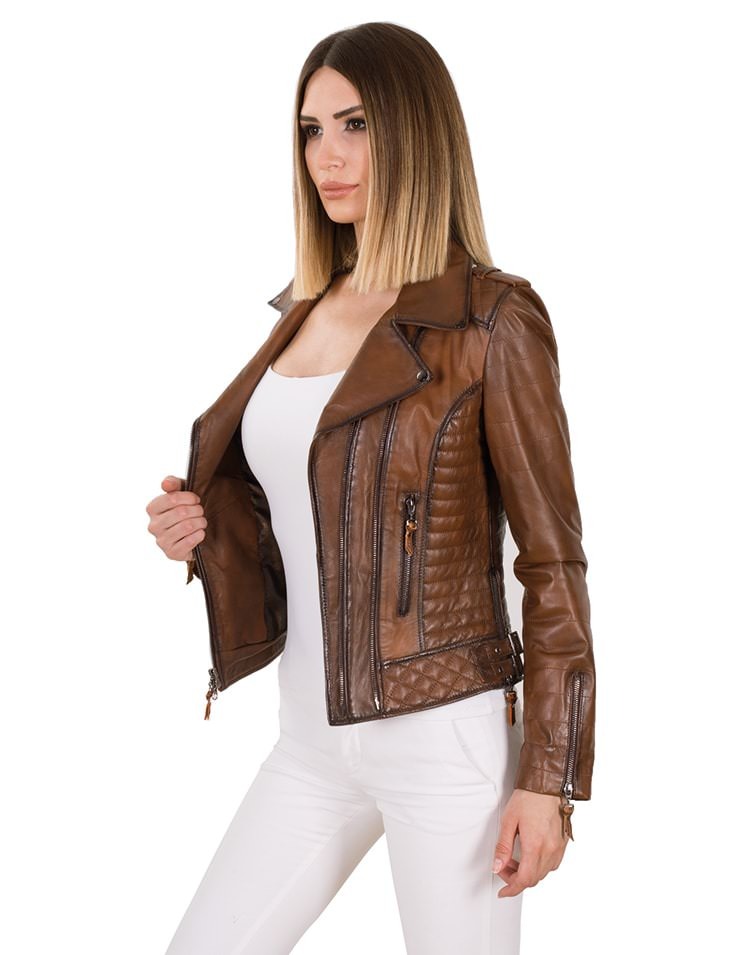 LEVANTE LEATHER JACKET