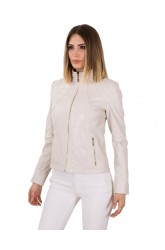 PUNTO WOMEN LEATHER JACKET
