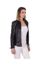 ROSE WOMEN LEATHER JACKET
